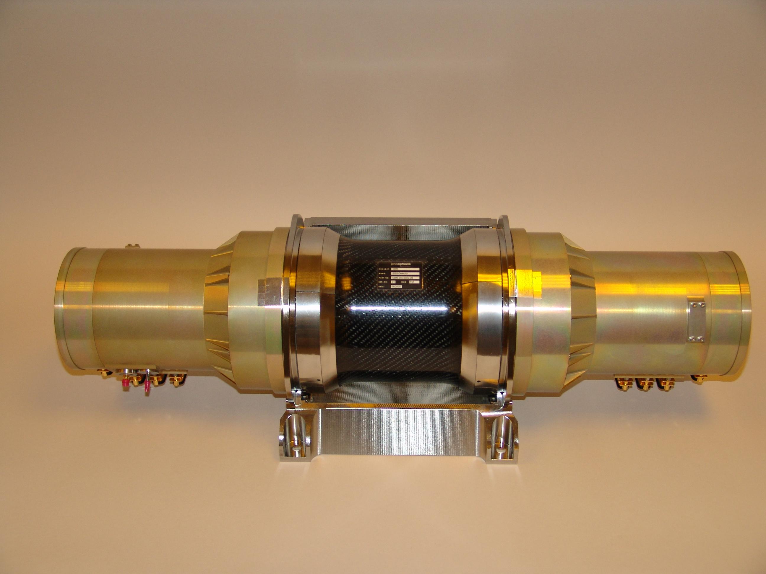 MPE : High-Energy Astrophysics - Fermi - GBM - Instrument