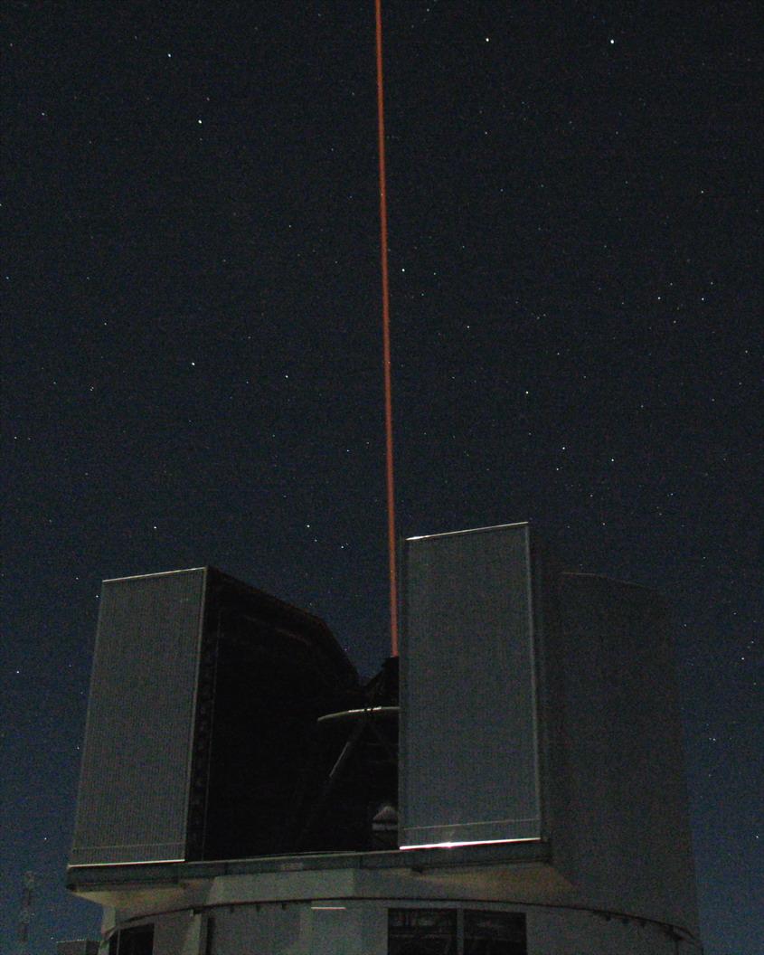 PARSEC - the laser for the VLT